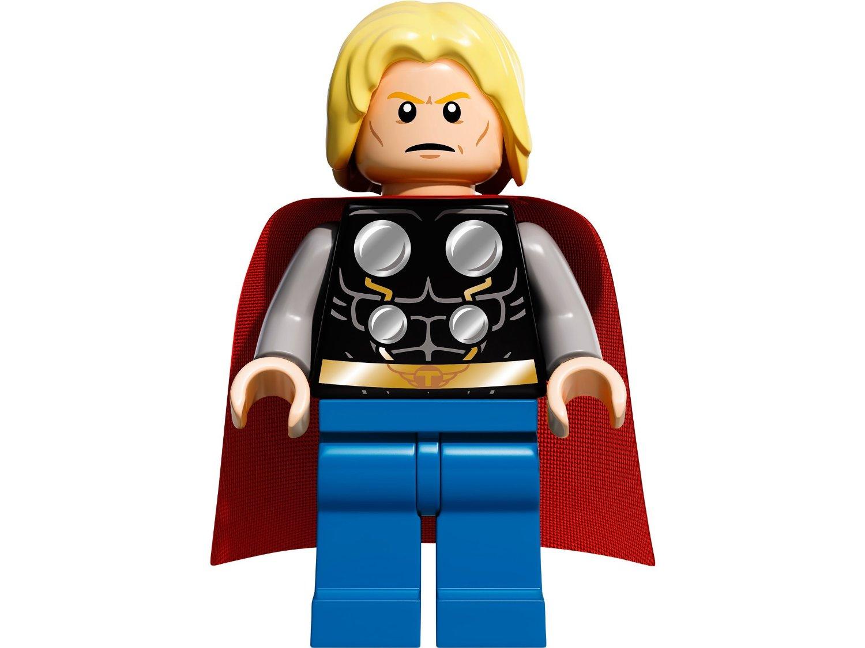 Как из лего сделать супергероя